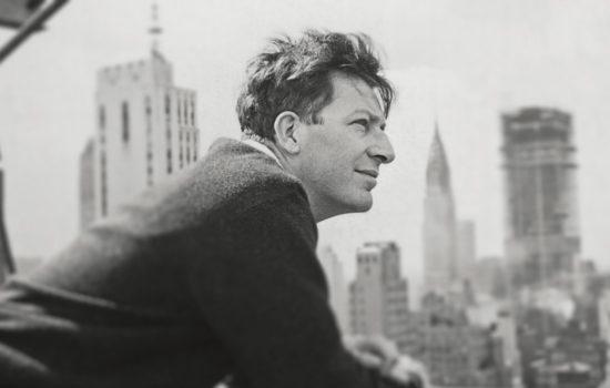 Portrait de Paul Goodman